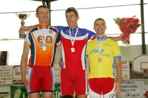 podium à Rochechouart 2012